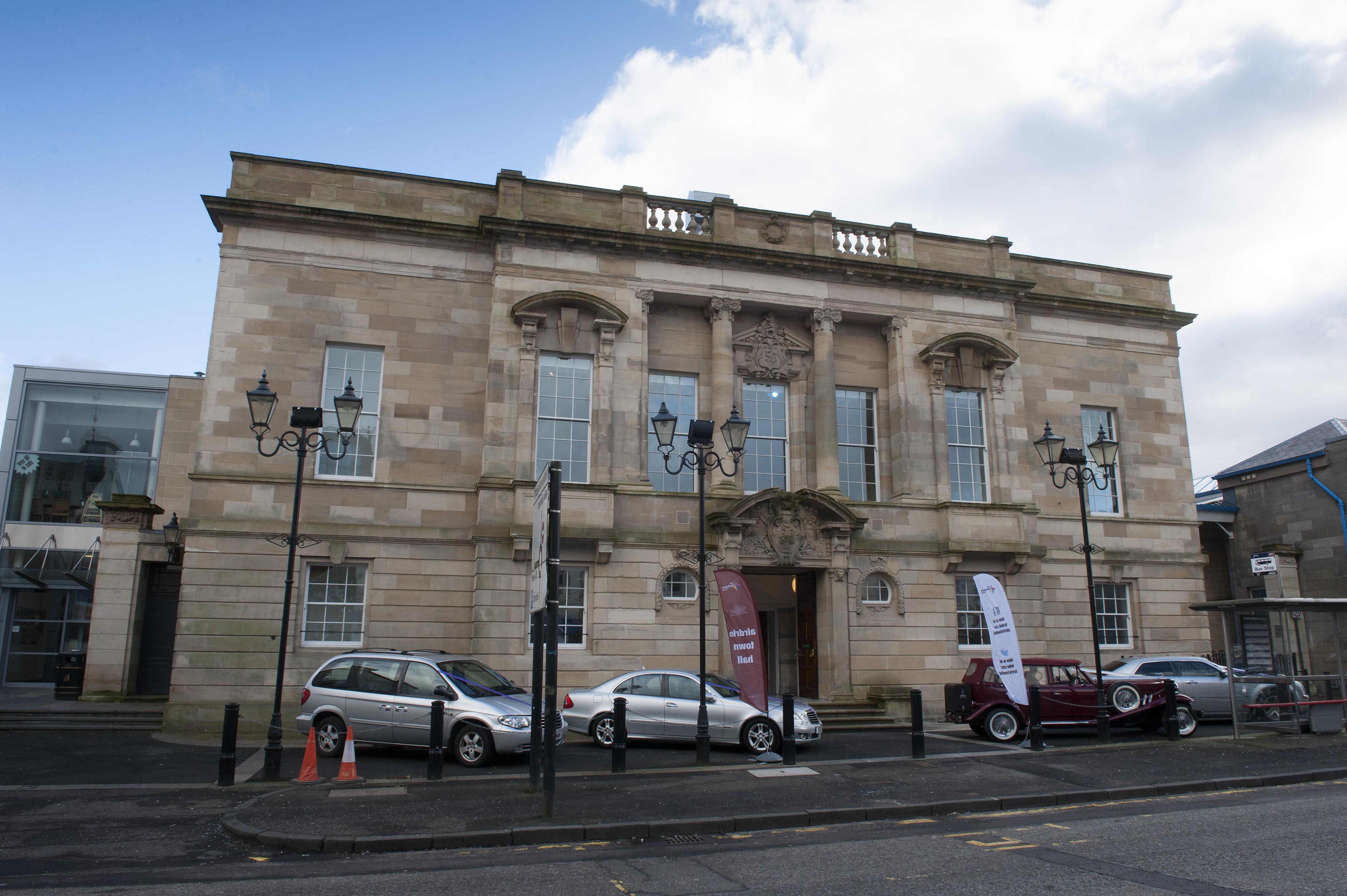 Aidrie Town Hall