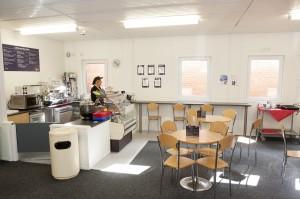 Wishaw Library Café