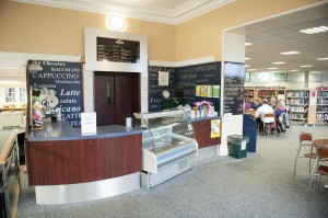 Motherwell Library Café
