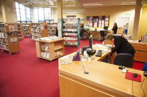 Cumbernauld Library