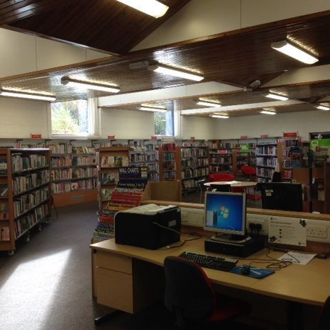 Condorrat Library