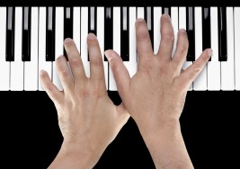 Children's keyboard classes