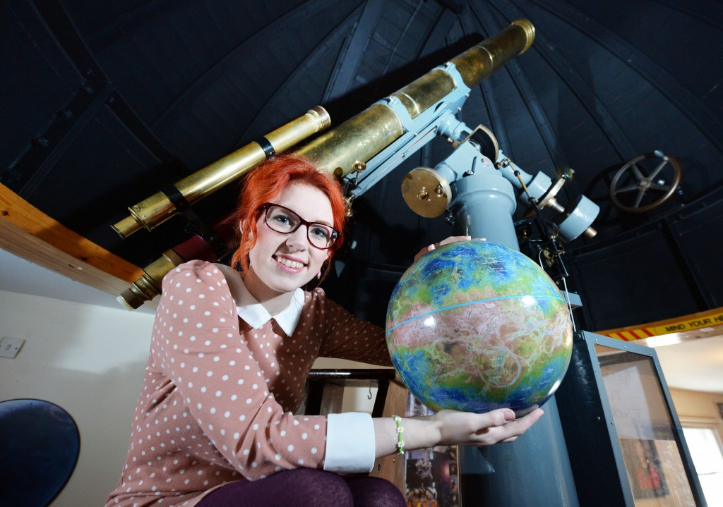 Airdrie Observatory New Curator 2