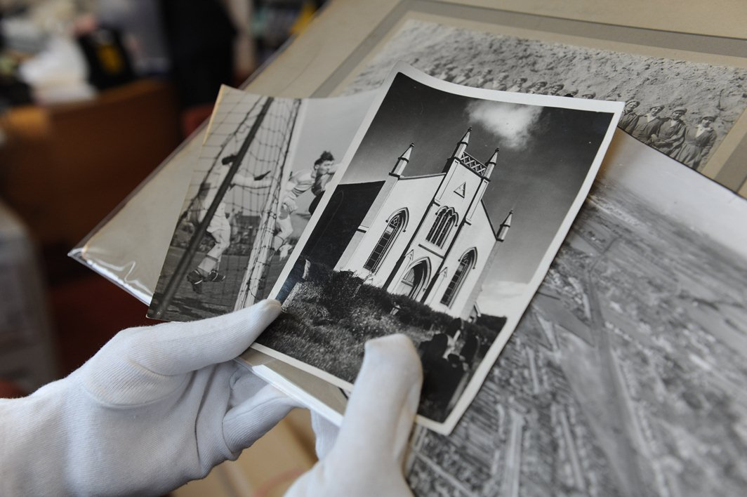 North Lanarkshire Archives | CultureNL