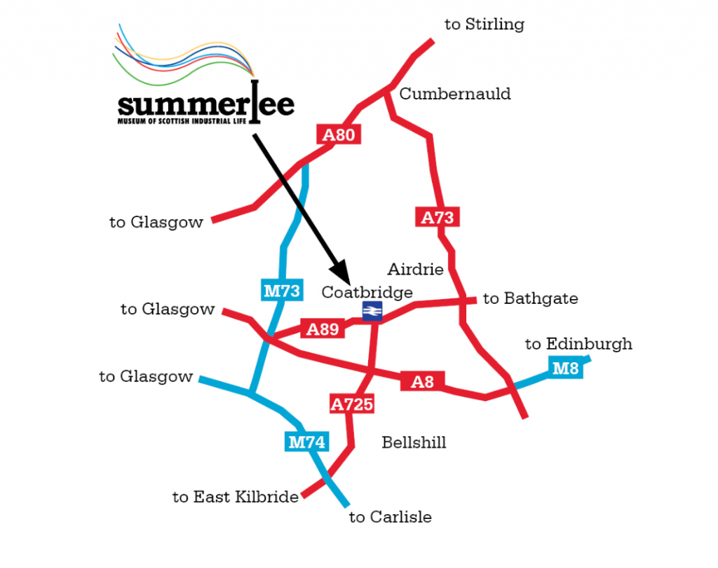 Summerlee Map 2