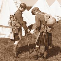 >North Lanarkshire's War