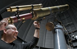 Airdrie Observatory Telescope