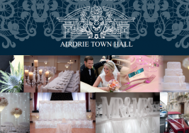 Weddings at Airdrie Town Hall