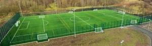 Antonine Hub football pitch