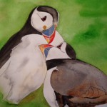 Fiona Chalmers - puffin