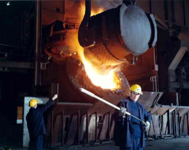 Basic Oxygen Steelmaking Ravenscraig