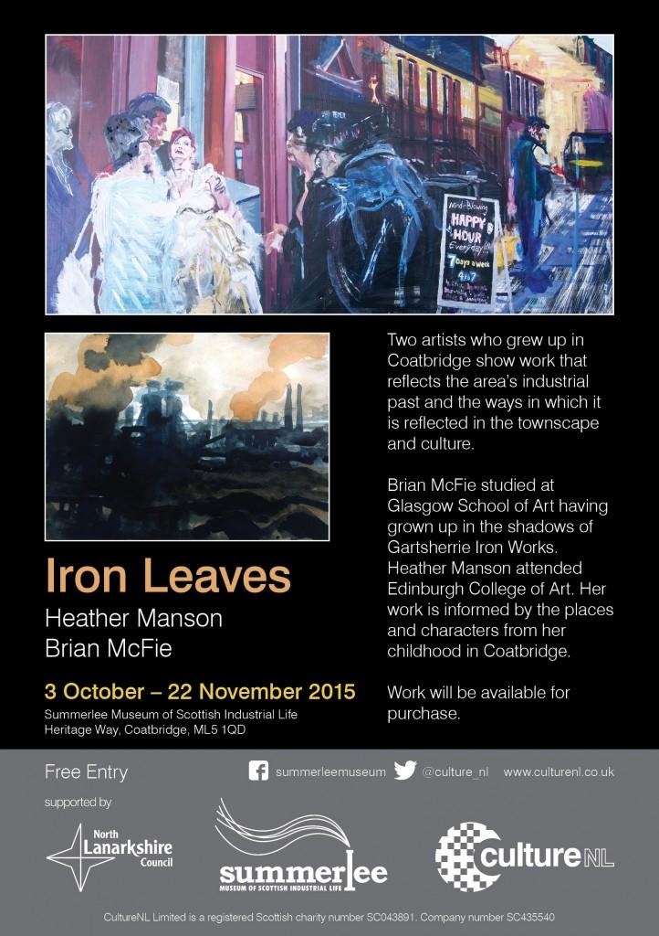 Iron Leaves | CultureNL