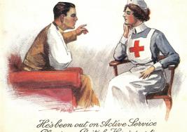 Everybody's Darling the First World War Nurse