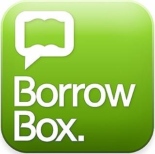 BorrowBox App Icon