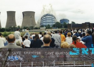 Ravenscraig Demo