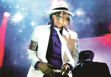 King of Pop – The Legend Continues