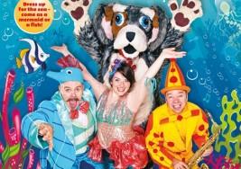 Funbox presents Underwater Adventure