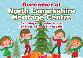 December at North Lanarkshire Heritage Centre
