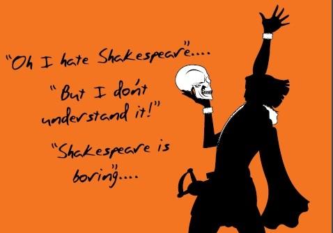 The Shakespeare Remix !