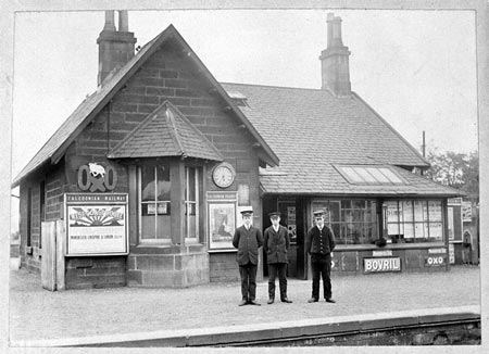 Langloan Station