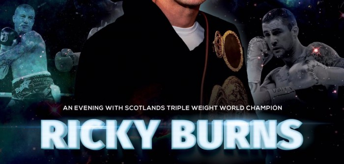 Ricky Burns – The Homecoming