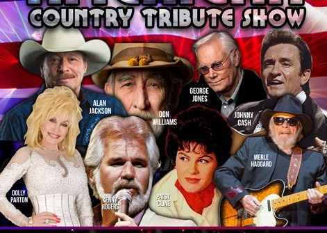 Legends of American Country Tribute Show