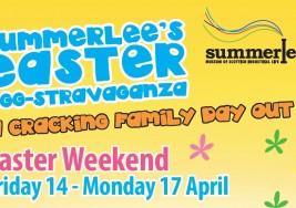 Summerlee's Easter Egg-stravaganza