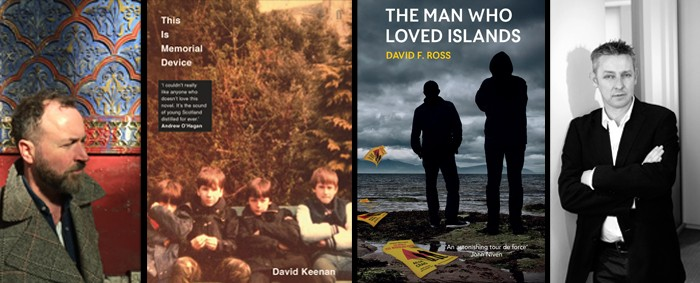 David F Ross & David Keenan: Songs for Forgotten Futures