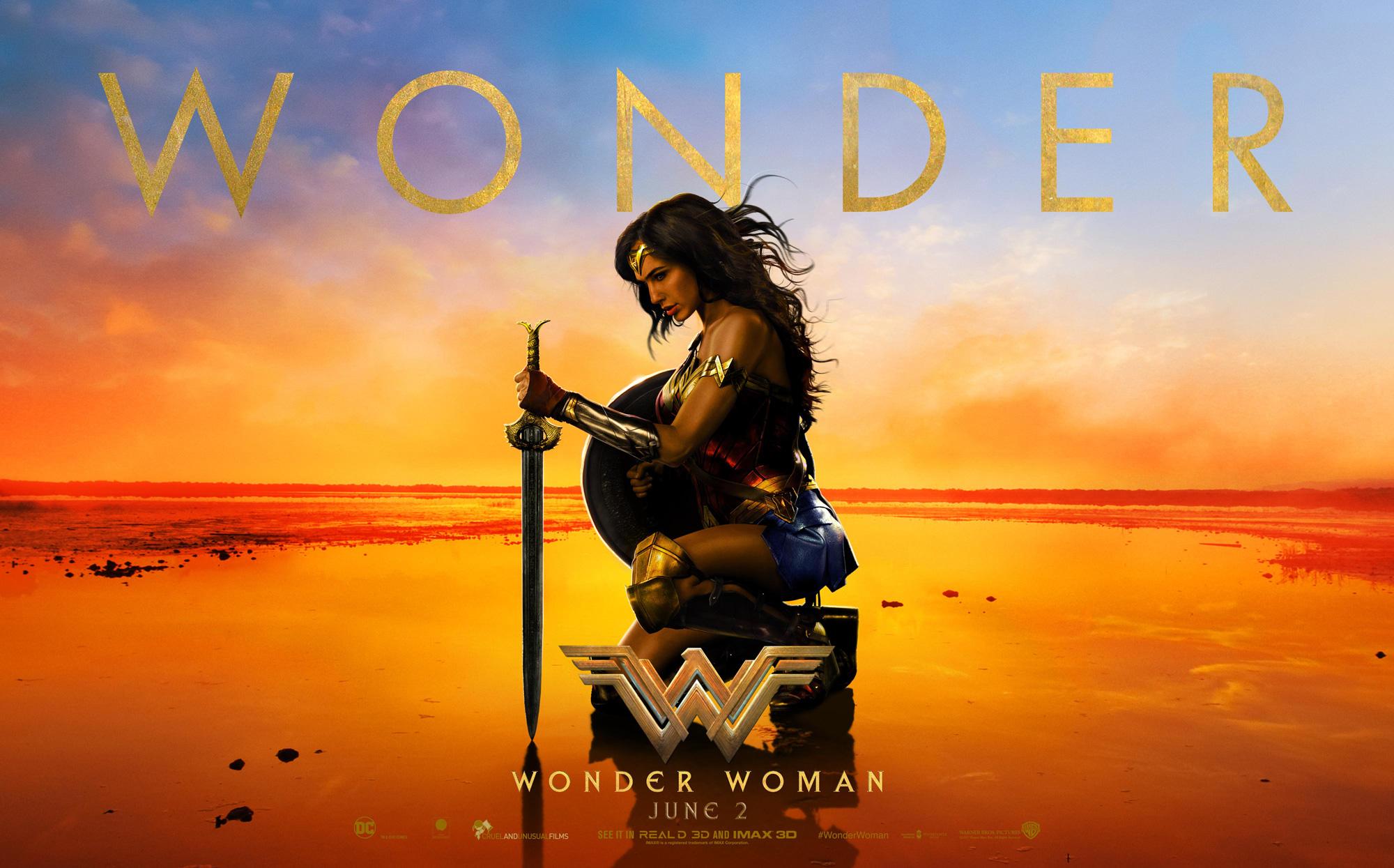 Wonder Woman (12A)