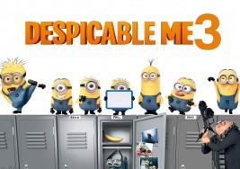 Despicable Me3  (PG)