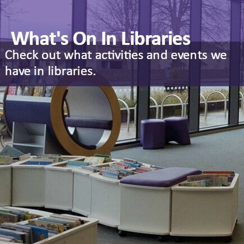 What's On In Libraries