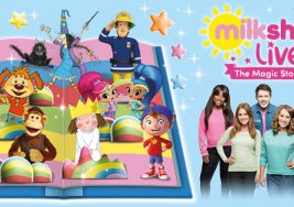 Milkshake! Live – The Magic Story Book