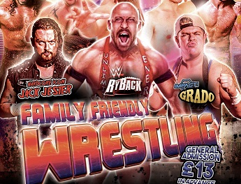 SWA Family Friendly Wrestling