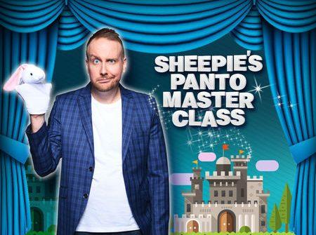 Sheepie's Panto Masterclass – Take 2!