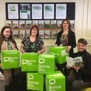 Macmillan Cancer Support on BorrowBox