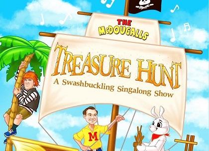 The McDougalls-Treasure Hunt