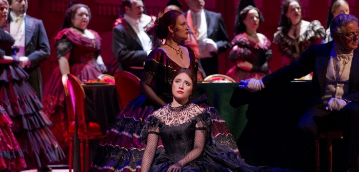 Cinema Live: La Traviata