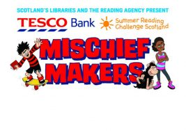 Tesco Bank Summer Reading Challenge Scotland