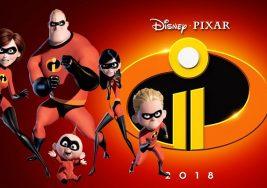 Cinema: The Incredibles 2