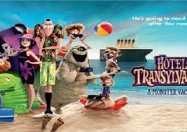 Cinema: Hotel Transylvania 3 A Monster Vacation