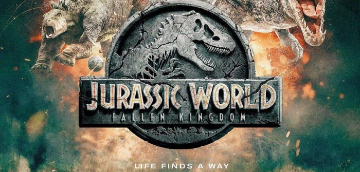 Cinema: Jurassic World Fallen Kingdom