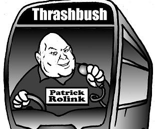 Pat Rolink Born in the Bush
