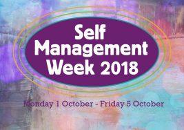 Self Management Week