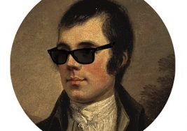 The Ghosting of Rabbie Burns