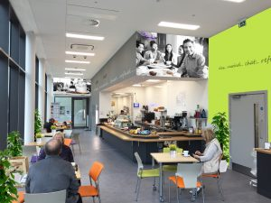 Wishaw Library Cafe