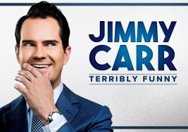 Jimmy Carr – Terribly Funny