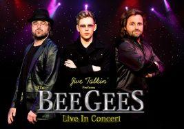 Jive Talkin Perform The BeeGees