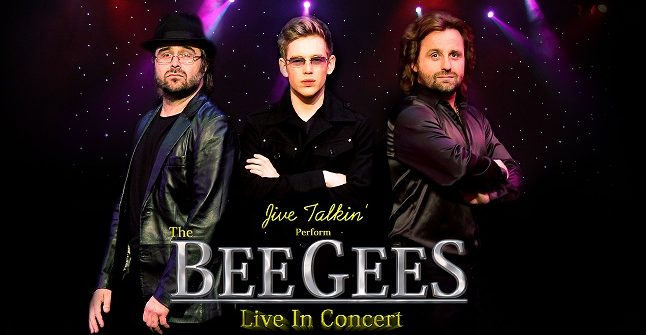 Jive Talkin Perform The BeeGees