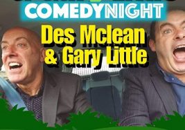 Des McLean & Gary Little