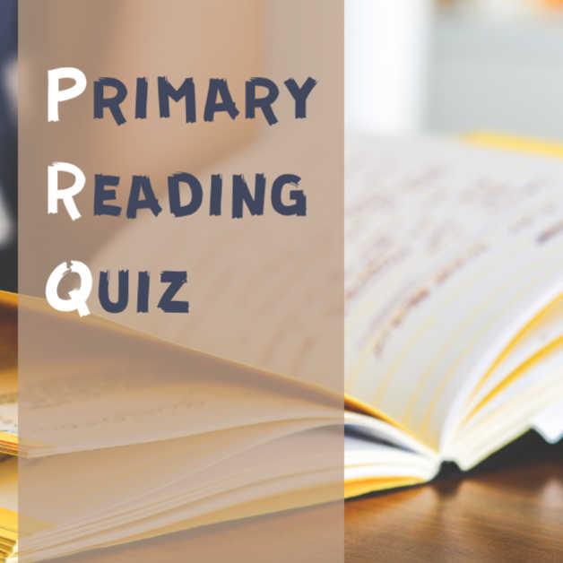 Primary Reading Quiz